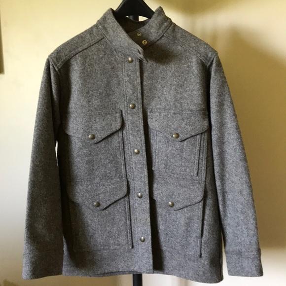 b2a15f974 Filson Women's 100% Virgin Wool Jacket M (fits L)